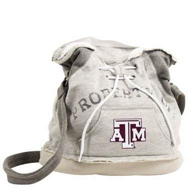 Texas A&M Property of Hoody Duffle