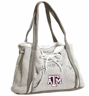 Texas A&M Property of Hoody Purse