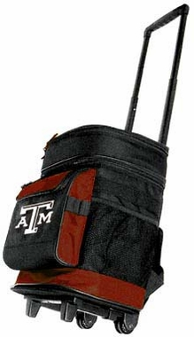 Texas A&M Rolling Cooler