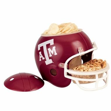Texas A&M Snack Helmet