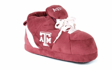 Texas A&M Unisex Sneaker Slippers - Large