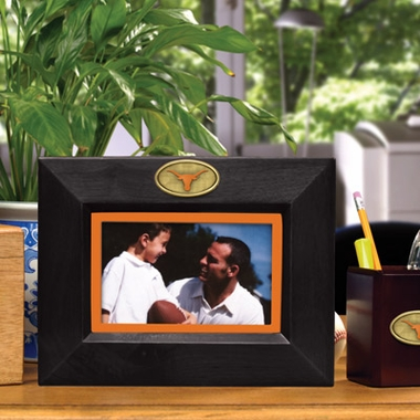 Texas BLACK Landscape Picture Frame