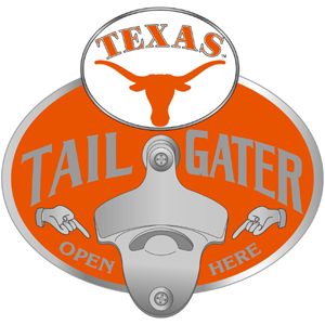 Texas Bottle Opener Hitch Cover