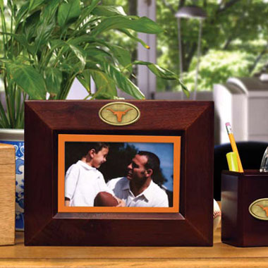 Texas BROWN Landscape Picture Frame