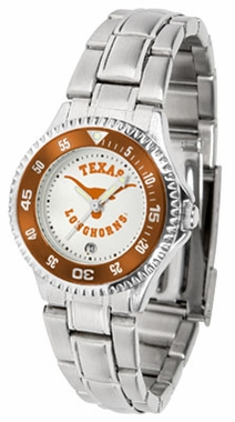 Texas Competitor Women's Steel Band Watch