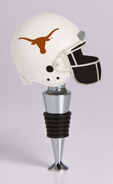 Texas Helmet Wine Stopper