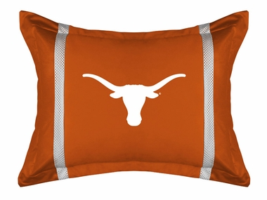 Texas MVP Microsuede Pillow Sham