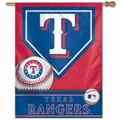 Texas Rangers Flags & Outdoors