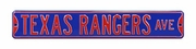 Texas Rangers Wall Decorations