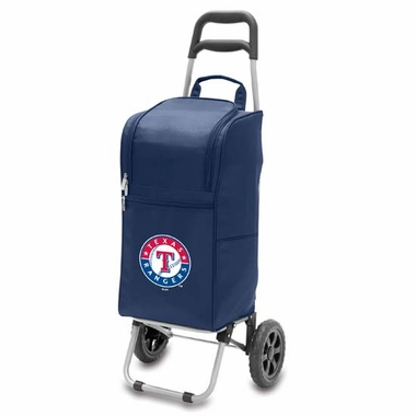 Texas Rangers Cart Cooler (Navy)
