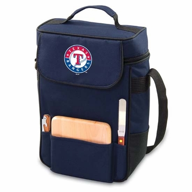 Texas Rangers Duet Compact Picnic Tote (Navy)
