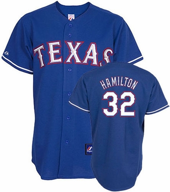 Texas Rangers Josh Hamilton Replica Player Jersey (Alternate)