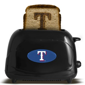 Texas Rangers Toaster - Black