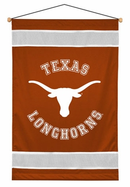 Texas SIDELINES Jersey Material Wallhanging