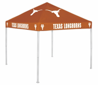 Texas Team Color Tailgate Tent