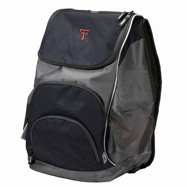 Texas Tech Action Backpack (Color: Black)