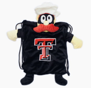 Texas Tech Red Raiders Backpack Pal
