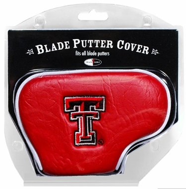Texas Tech Blade Putter Cover