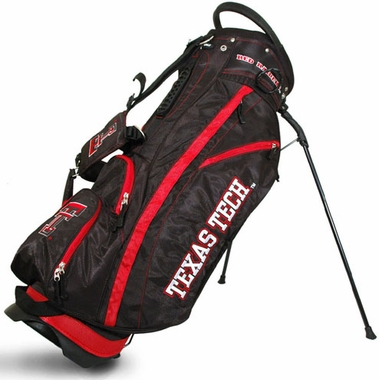 Texas Tech Fairway Stand Bag