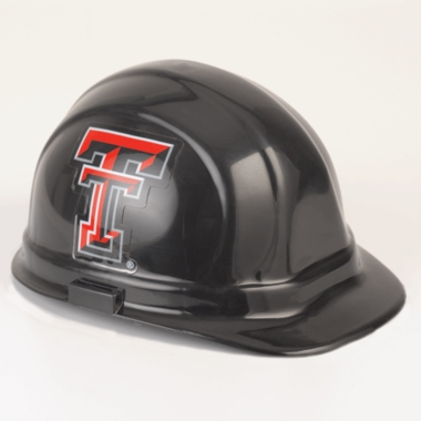 Texas Tech Hard Hat