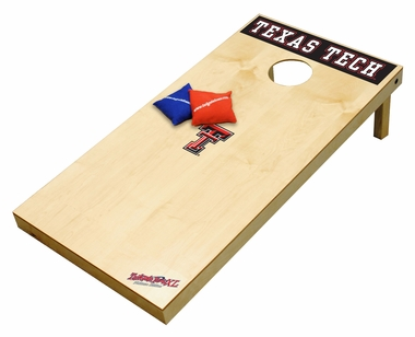 Texas Tech Regulation Size (XL) Tailgate Toss Beanbag Game
