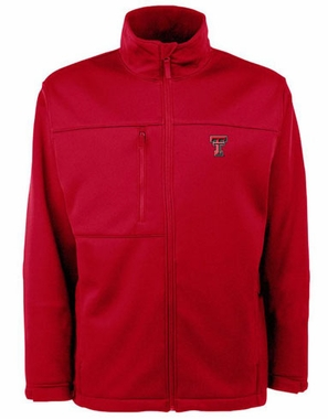 Texas Tech Mens Traverse Jacket (Color: Red)