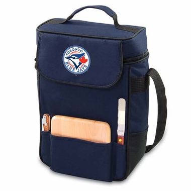 Toronto Blue Jays Duet Compact Picnic Tote (Navy)