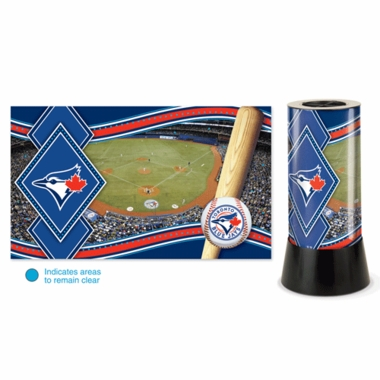 Toronto Blue Jays Rotating Lamp