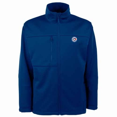 Toronto Blue Jays Mens Traverse Jacket (Color: Blue)