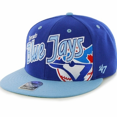 Toronto Blue Jays Underglow MVP Snap Back Hat