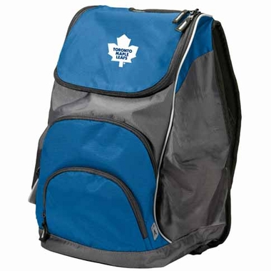Toronto Maple Leafs Action Backpack (Color: Royal)