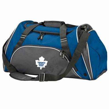 Toronto Maple Leafs Action Duffle (Color: Royal)