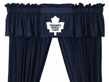 Toronto Maple Leafs Logo Jersey Material Valence