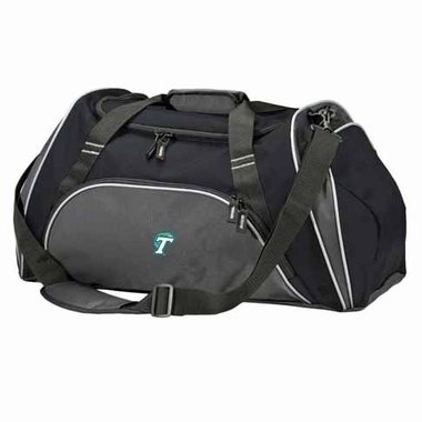 Tulane Action Duffle (Color: Black)