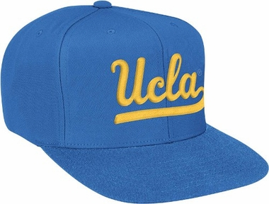 UCLA Basic Logo Snap Back Hat