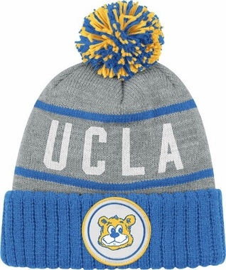 UCLA Bruins High 5 Vintage Cuffed Pom Hat