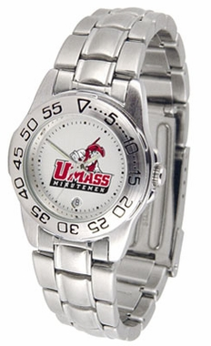 Umass Sport Women's Steel Band Watch