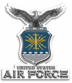 US Air Force Decals