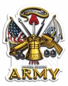 US Army Decals