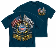 US Coast Guard Men's Clothing