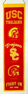 USC Heritage Banner