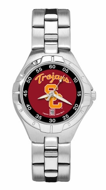 USC Pro II Women's Stainless Steel Watch