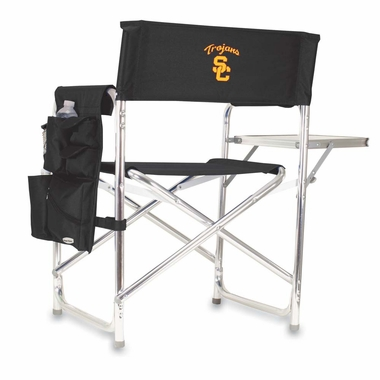 USC Sports Chair (Black)
