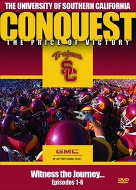 USC Trojans Conquest Series: Episodes 1-6 DVD
