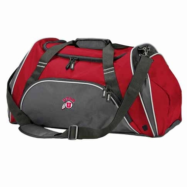 Utah Action Duffle (Color: Red)