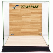Utah Jazz Display Cases