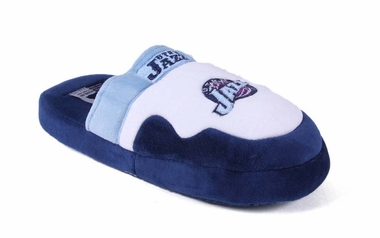 Utah Jazz Unisex Scuff Slippers - Small