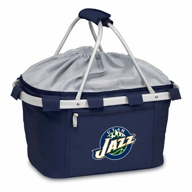 Utah Jazz Metro Basket (Navy)