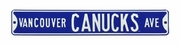 Vancouver Canucks Wall Decorations
