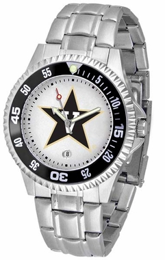 Vanderbilt Competitor Men's Steel Band Watch